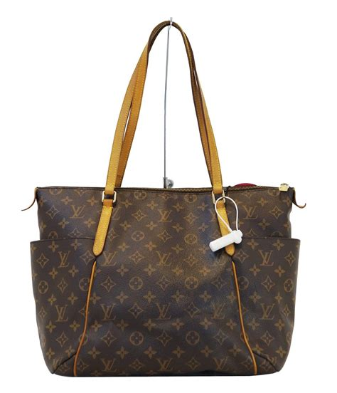 louis vuitton monogram totally mm shoulder handbag