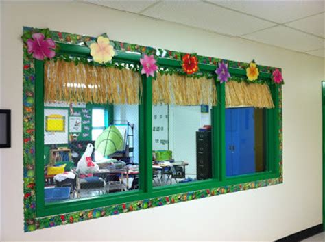 miss a s kindergarten jungle of a classroom