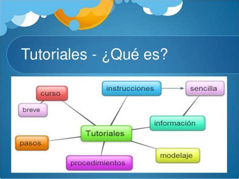video tutorial que es presentaci 243 n tutorial y simulaciones