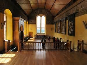 interior scottish castles