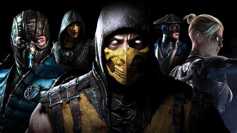 Rebooting Mba by Mortal Kombat X Review Ign