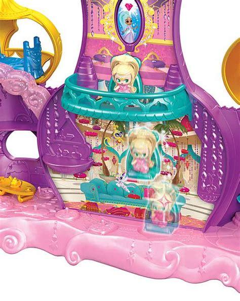 Shimmer And Shine Teenie Genies Masquerade Playset shimmer shine genie palace playset fashion world