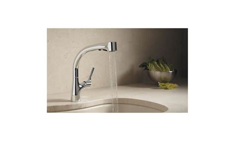Discount Kohler Kitchen Sinks Faucet K 13963 Cp In Polished Chrome By Kohler