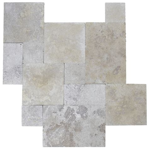 french pattern travertine tiles walnut tumbled french pattern travertine tiles atlantic