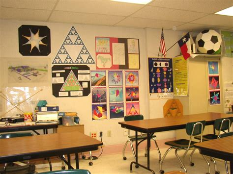 educational themes for high schools inspiring math classroom decorations love the ball a