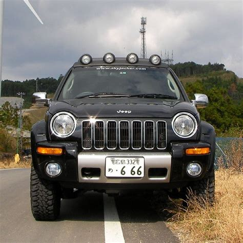 microman japan 2007 jeep liberty specs photos modification info at cardomain