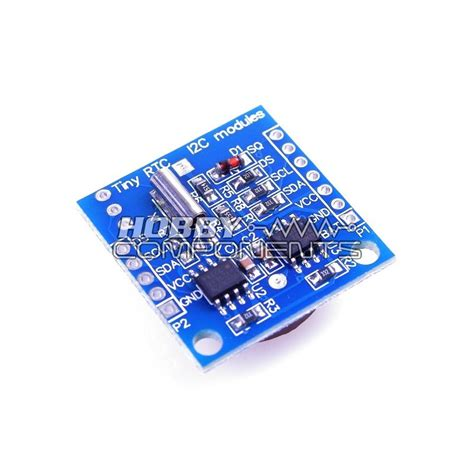Tinny Rtc Ds1307 By Akhi Shop ds1307 real time clock module tiny rtc i2c module ebay