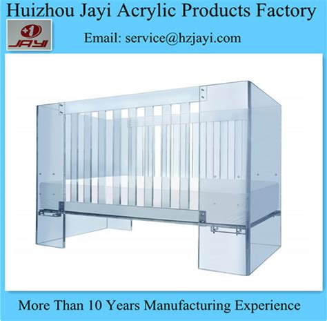 Acrylic Baby Crib by China Manufacturer Wholesale Acrylic Baby Crib Importers