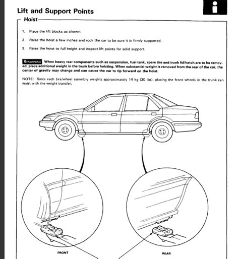 Repair Manuals 1987 Honda Accord Repair Manual
