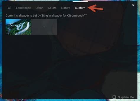How To Change Desktop Wallpaper on Chromebook?
