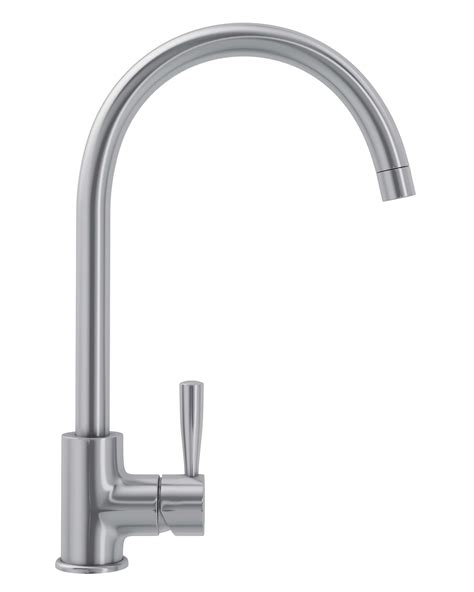 Franke Fuji Kitchen Sink Mixer Tap Silksteel 1150250327 Mixer Taps Kitchen Sinks