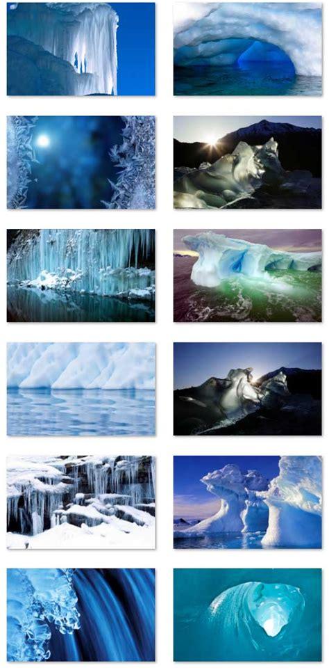 frozen wallpaper windows 7 desktop fun frozen formations theme for windows