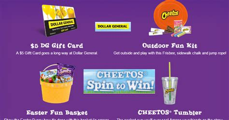 Hsn Gift Card Spin 2 Win Instant Win Game - cheetos spin to win instant win giveaway 1 970 winners win easter fun baskets