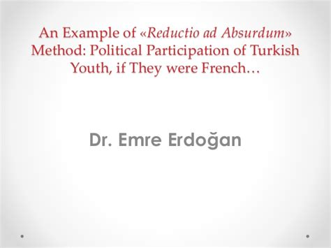 dr emre erdoğan political participation of turksih youth