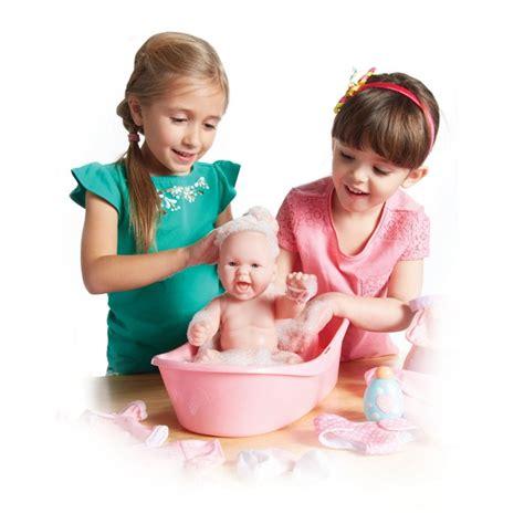 doll bathtub set baby doll bathtub set 8 piece gift set