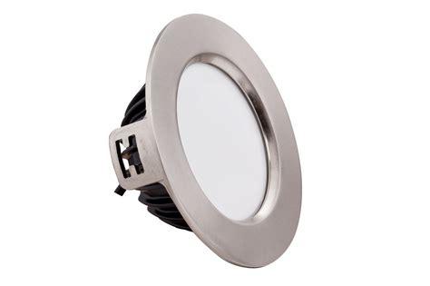 Lu Led Downlight 7 Watt nordlicht beleuchtungssysteme gmbh dle 6 105 led