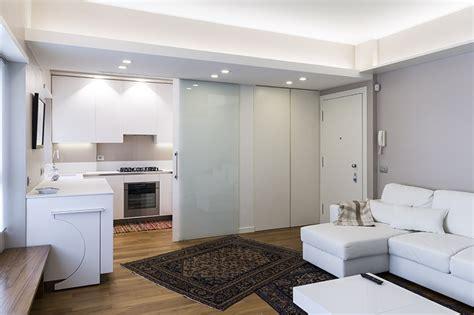 ingresso soggiorno ristrutturazione appartamento a idee