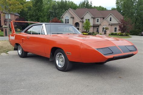 43k mile 1970 plymouth superbird for sale on bat auctions