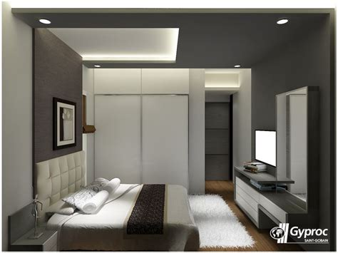 false ceiling for master bedroom let the shades of gray make your luxurious bedroom stand