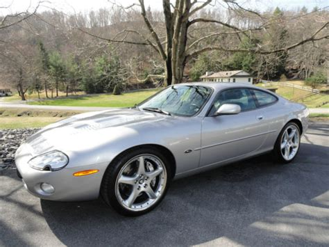 jaguar silverstone 2001 jaguar xkr silverstone coupe 2 door 4 0l