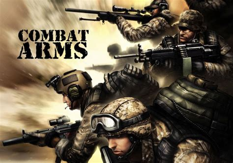 Gamis Combad combat arms mmohuts