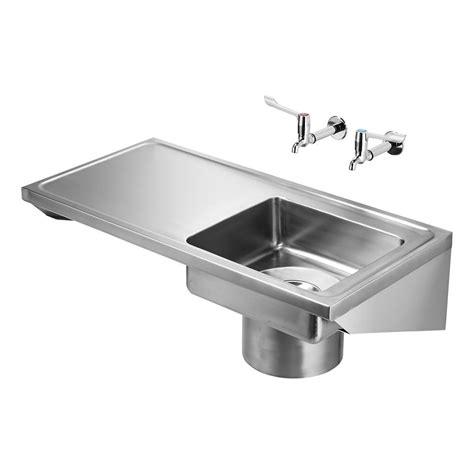 commercial sink leg extensions hbn 00 10 htm64 ps h clyde plaster sink stainless