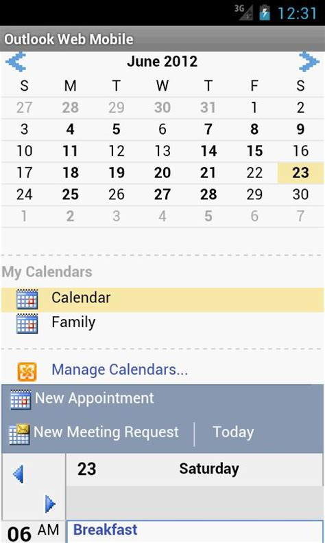 mobile outlook web app owm for outlook email owa android apps on play