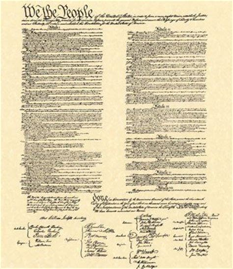 printable constitution poster printable constitution constitution print american