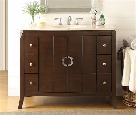 bathroom vanities bc 42 quot modern style chanelen bathroom sink vanity model bc