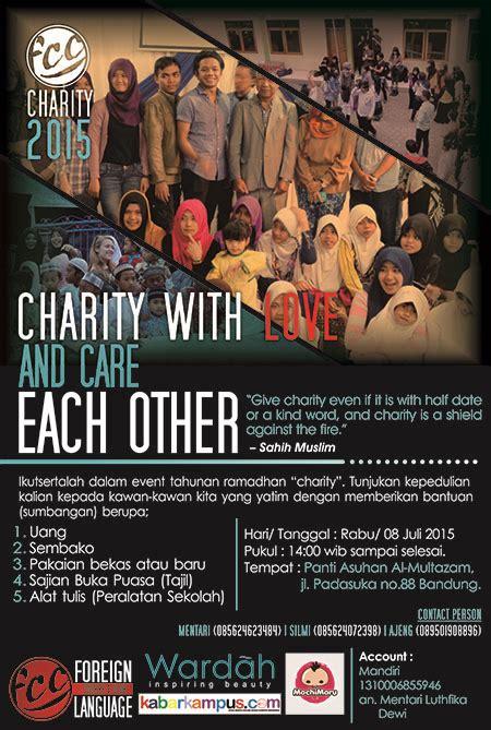 ramadhan charity bersama fcc