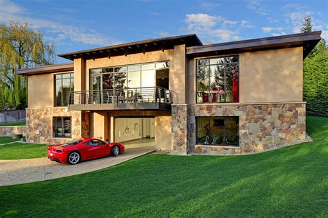 building dream home a car lover s dream house 20 pics izismile com