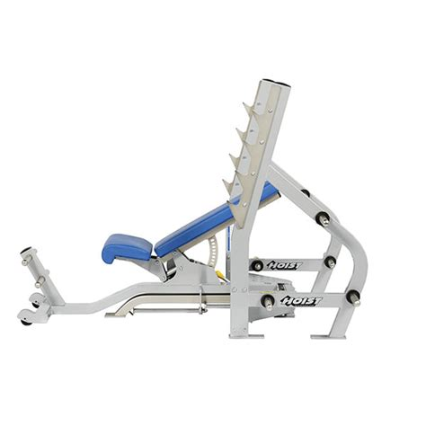 hoist decline bench cf 2179b 3 way olympic incline flat decline bench hoist