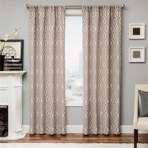 ikat drapery panels softline home fashions drapery athens ikat panel