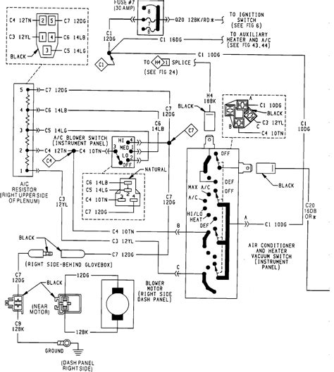 99 durango blower motor wiring diagram 99 free engine