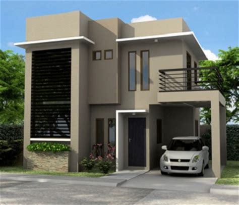 house design ideas for 100 square meter lot 100 sqm model house house and home design