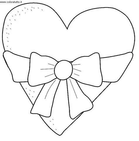 christmas heart coloring page cuori disegni per bambini da colorare