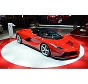 LaFerrari Spider FXX Due In 2015 &187 AutoGuidecom News