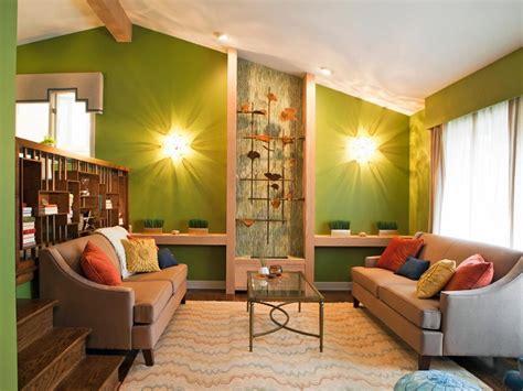 colores calidos  el salon  ideas impresionantes
