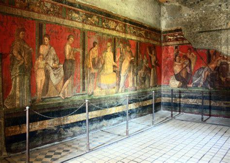 la villa de los misterios pompeya ana vazquez hoys