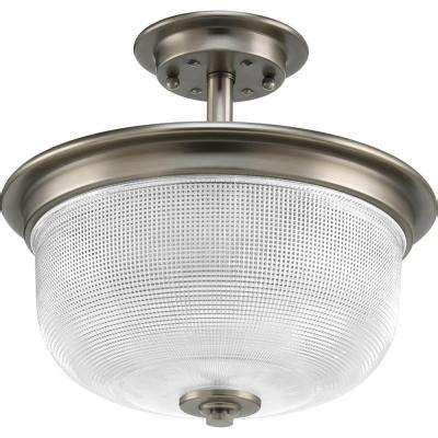 springdale lighting quentin 150 watt bell semi flushmount lights ceiling lights the home