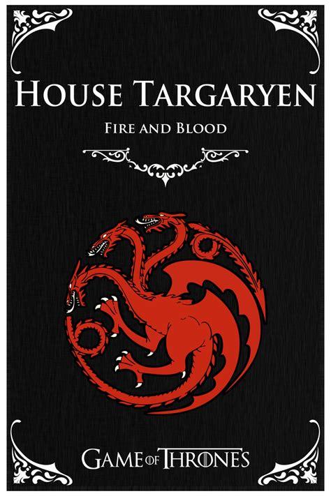 house of targaryen game of thrones house targaryen by stanxv on deviantart
