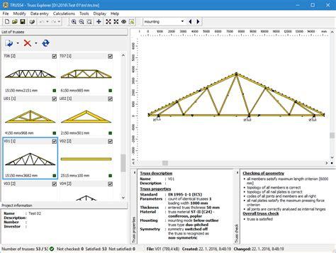 economic calculations roof truss design truss fine