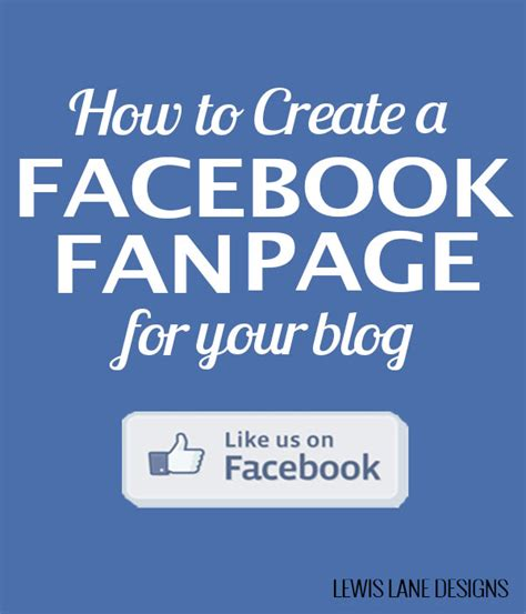 how to create a facebook fan page how to create a facebook fan page for your blog tuesday