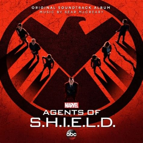 Cd Soundtrack Of Your agents of shield now has a cd soundtrack and they it