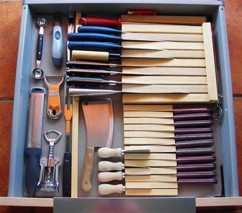 Make Your Own Drawer Organizer by Home Hacks 15 Tips To Organize Your Kitchen Thegoodstuff