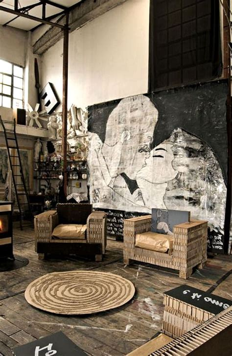Industrial Style Living Room Furniture 31 Ultimate Industrial Living Room Design Ideas