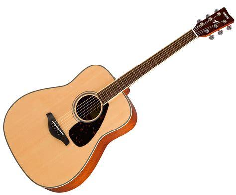 Harga Gitar Yamaha Fg 820 yamaha fg820 solid top acoustic guitar pack finish