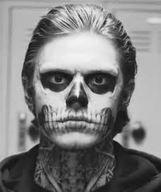 tate langdon halloween insp stage makeup amp inspiration