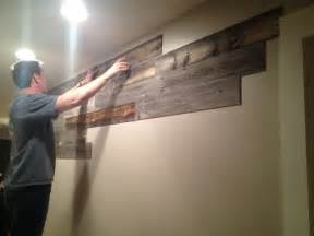 Stick On Wood Wall reclaimed weathered wood wood walls sticks and woods