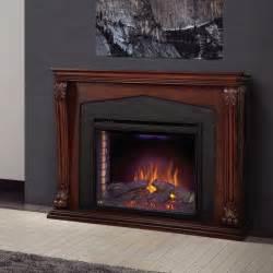 napoleon surround mantel electric fireplace